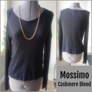 Mossimo Silk/Cashmere Blend Sweater